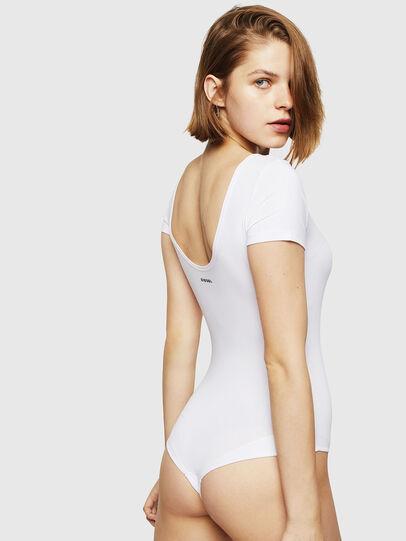 Diesel - UFTK-BODY-SV, White - Bodysuits - Image 2