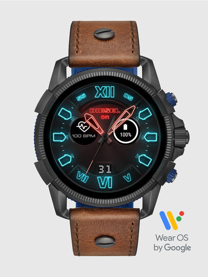 Diesel - DT2009, Brown - Smartwatches - Image 1