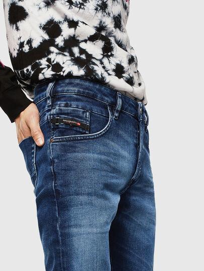Diesel - D-Bazer 0095N, Medium blue - Jeans - Image 3