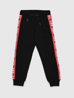 PSUITA, Black/Red - Pants