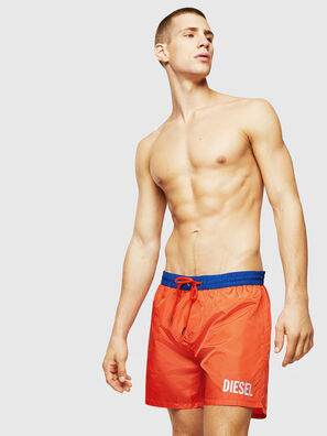 BMBX-WAVE 2.017, Orange - Swim shorts