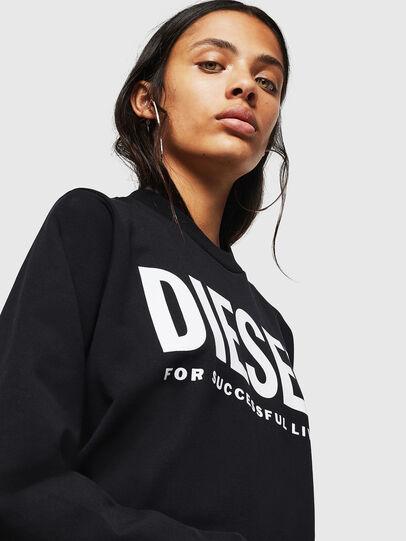 Diesel - F-ANG, Black - Sweaters - Image 3