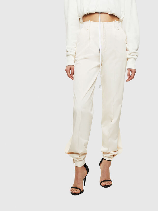 P-BYSTRIT, White - Pants