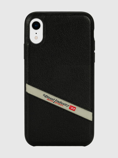 Diesel - DIESEL LEATHER CO-MOLD CASE FOR IPHONE XR,  - Cases - Image 2