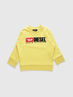 SCREWDIVISIONB-R, Yellow - Sweaters