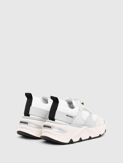 Diesel - S-HERBY LOW, White - Sneakers - Image 3