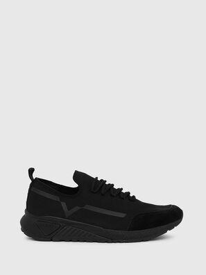 S-KBY STRIPE, Black - Sneakers