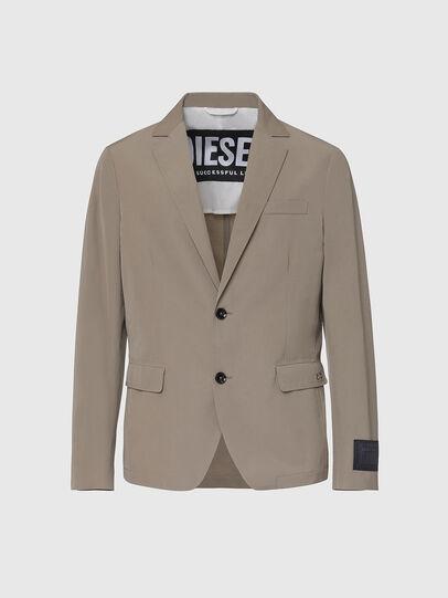Diesel - J-SEAN, Beige - Jackets - Image 1