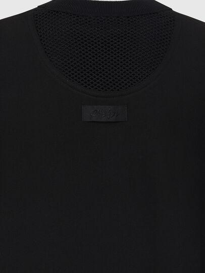 Diesel - M-ROSSI, Black - Knitwear - Image 4