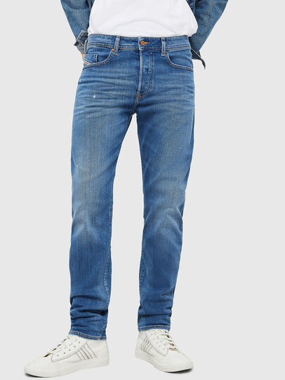 Diesel - Buster 083AX, Light Blue - Jeans - Image 1