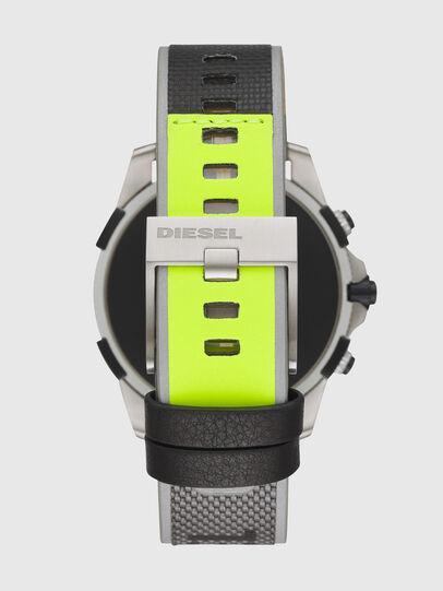 Diesel - DT2012, Gray/Black - Smartwatches - Image 3