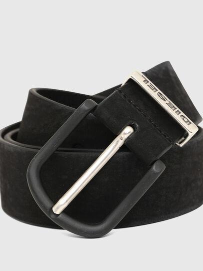 Diesel - B-WASH, Black - Belts - Image 2
