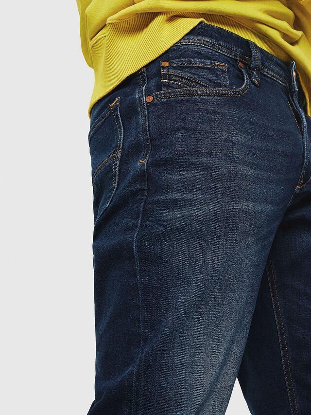 Diesel - Larkee-Beex 087AS, Dark Blue - Jeans - Image 3