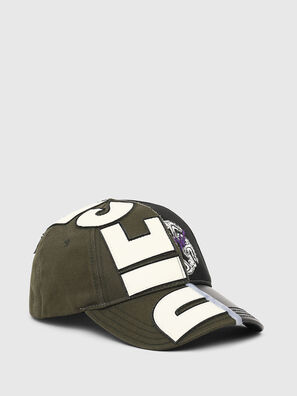 CI-HALF, Military Green - Caps, Hats and Gloves