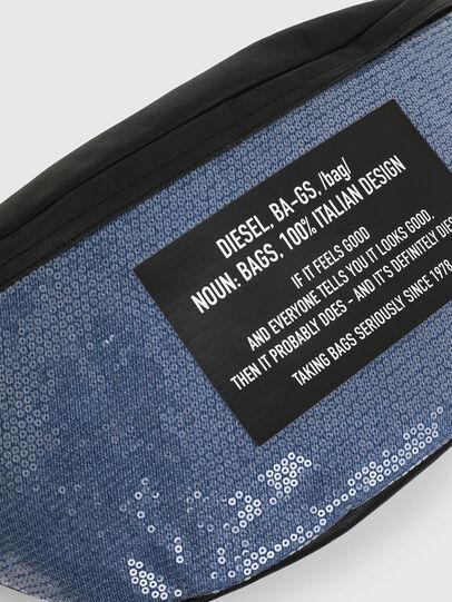 Diesel - D-THISBAG BELT, Blue/Black - Belt bags - Image 4