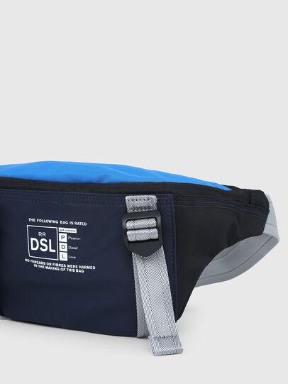 Diesel - MHAIR, Blue - Belt bags - Image 5