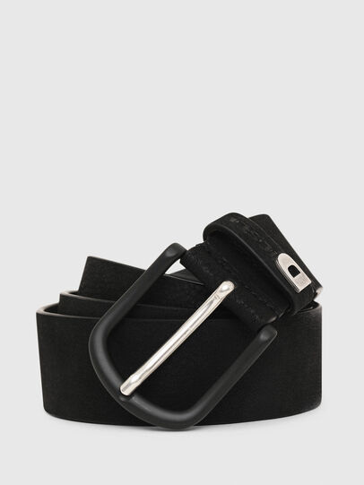Diesel - B-WASH, Black - Belts - Image 2