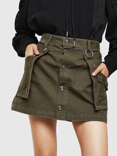 Diesel - O-LADEL,  - Skirts - Image 1