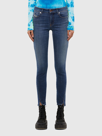 Diesel - D-Jevel 009JK, Medium blue - Jeans - Image 1
