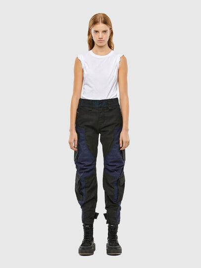 Diesel - D-Kiki JoggJeans® 009KM, Black/Dark grey - Jeans - Image 7