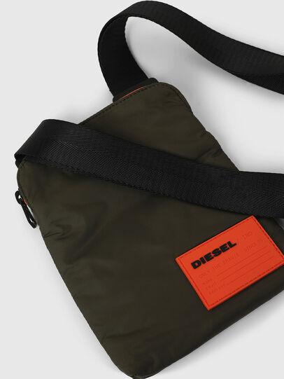 Diesel - F-DISCOVER CROSS, Dark Green - Crossbody Bags - Image 3
