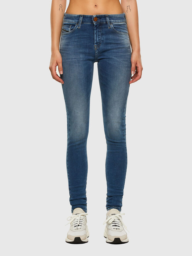 Slandy 084NM, Medium blue - Jeans