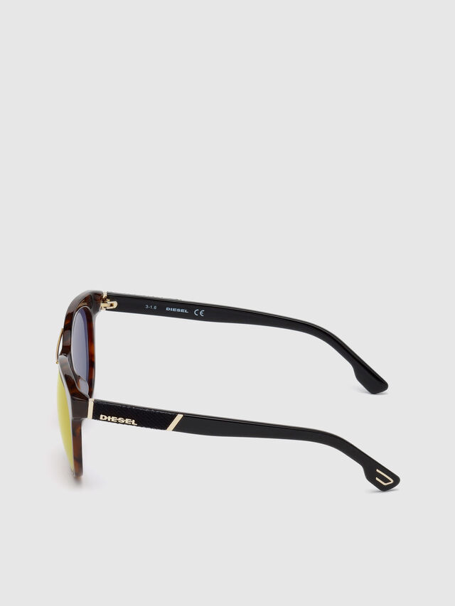 Diesel - DL0213, Brown - Eyewear - Image 3