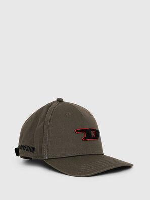 C-DIGRA, Military Green - Caps