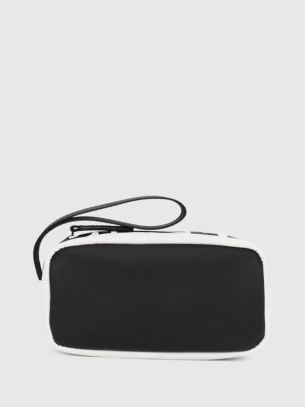 BOLD POUCH, White/Black - Bags