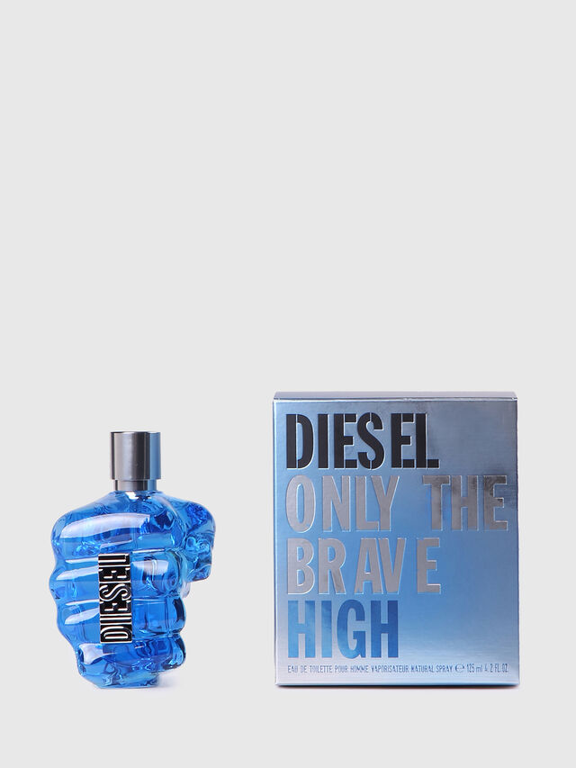 Diesel - ONLY THE BRAVE HIGH  125ML, Blue - Only The Brave - Image 2