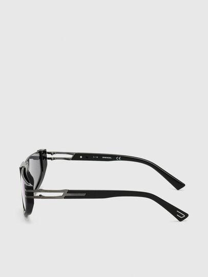 Diesel - DL0315, Black - Sunglasses - Image 3