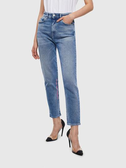 Diesel - D-Eiselle 0096X, Medium blue - Jeans - Image 1