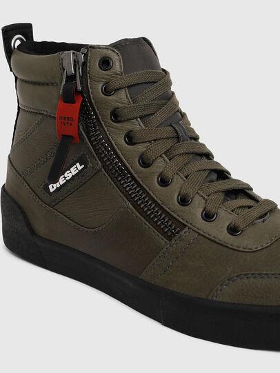 Diesel - S-DVELOWS, Military Green - Sneakers - Image 4