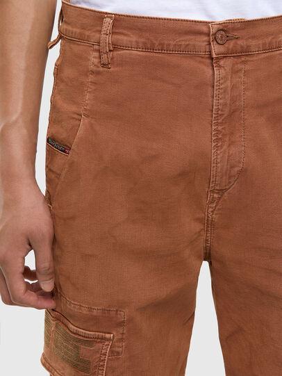 Diesel - D-Krett JoggJeans 069RJ, Light Brown - Jeans - Image 3