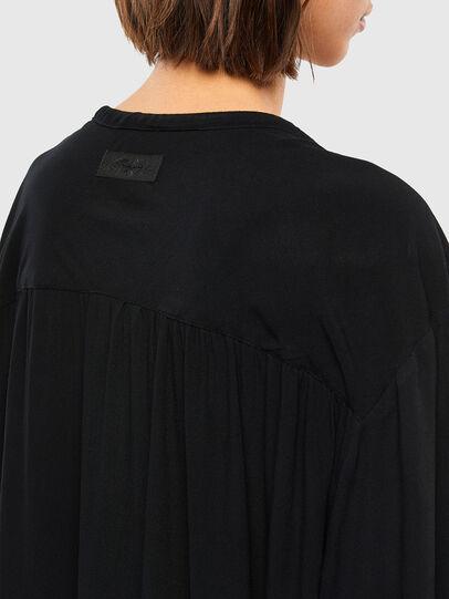Diesel - C-RETHA, Black - Shirts - Image 4