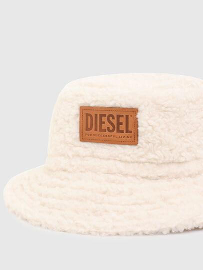 Diesel - C-TEDBUCK, White - Caps - Image 3