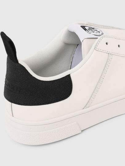Diesel - S-CLEVER SO, White/Black - Sneakers - Image 3