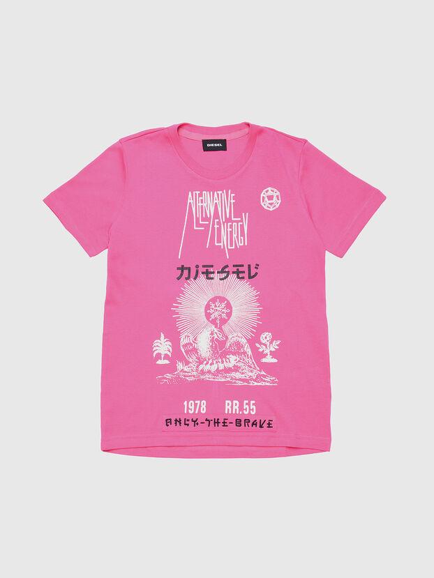 TSILYWC, Pink - T-shirts and Tops