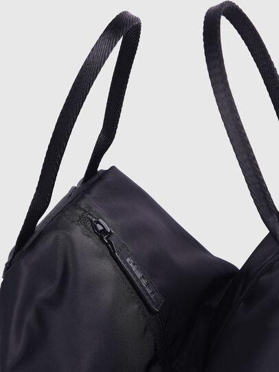 Diesel - CAGE SHOPPER XS, Black - Bags - Image 2