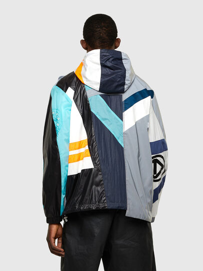 Diesel - J-EDWARD, Blue/Grey - Jackets - Image 2