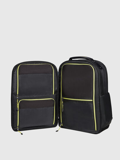 """Diesel - """"KB1*19002 - OPENROA, Black/Green - Backpacks - Image 3"""