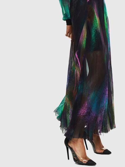 Diesel - D-RAH-A, Multicolor - Dresses - Image 5