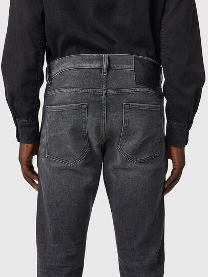 Diesel - D-Viker 09B42, Black/Dark grey - Jeans - Image 4