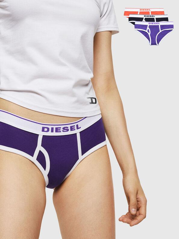 UFPN-OXY-THREEPACK, White - Panties