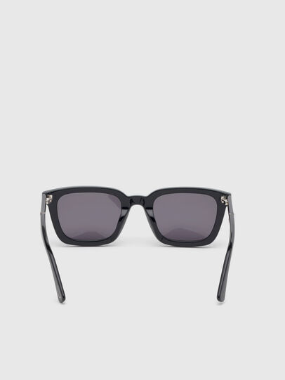 Diesel - DL0282, Black - Sunglasses - Image 4