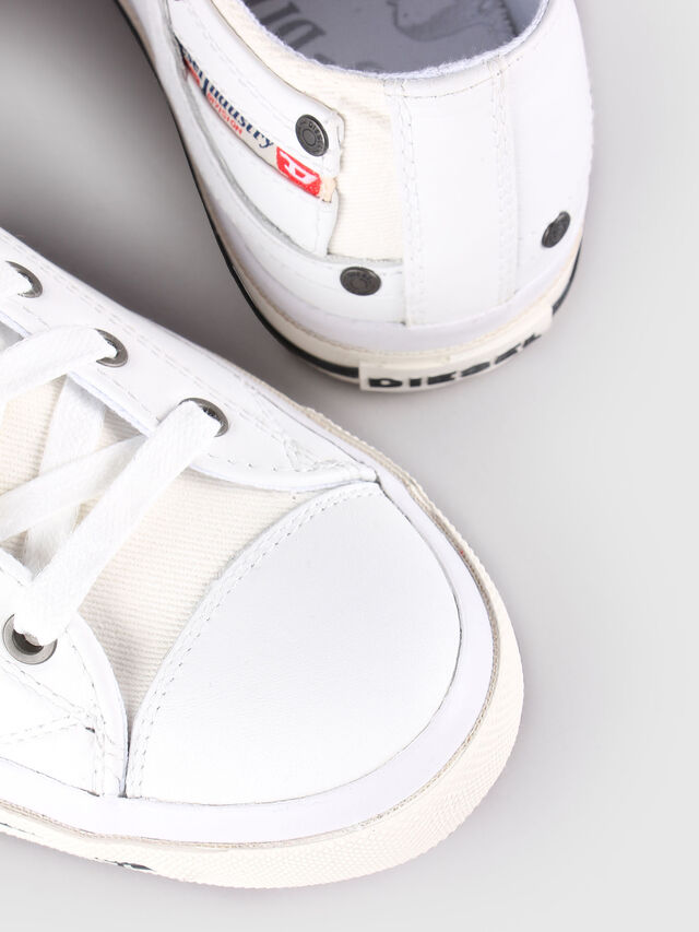 Diesel - EXPOSURE LOW I, White - Sneakers - Image 5