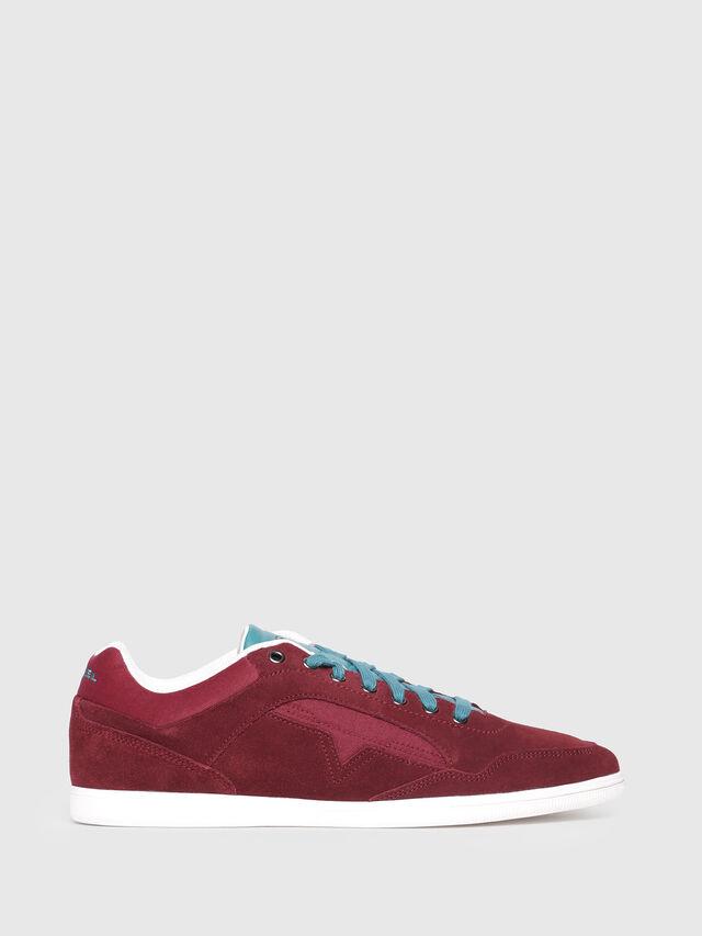 Diesel - S-HAPPY LOW, Red - Sneakers - Image 1