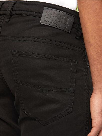 Diesel - Thommer JoggJeans 069NC, Black/Dark grey - Jeans - Image 3