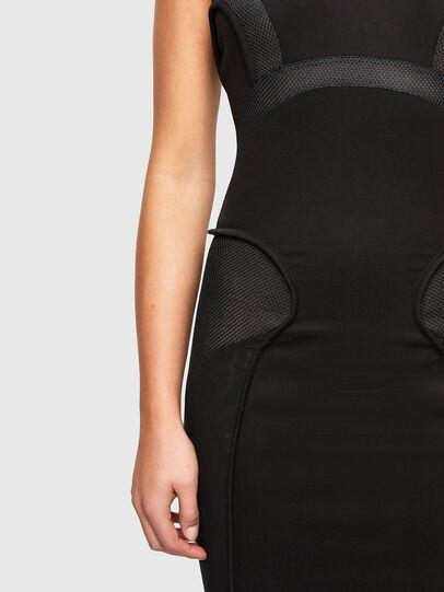 Diesel - D-ELIGHT, Black - Dresses - Image 5