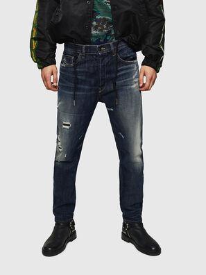 D-Eetar 0890W, Dark Blue - Jeans